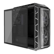 tempered glass side panel cooler master