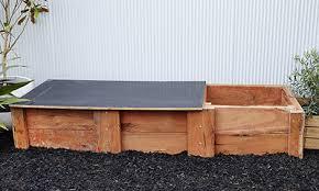 d i y sleeper compost bin bunnings
