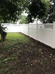 Vinyl Fencing Property Fence Llc