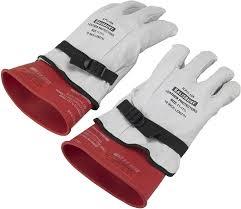 Amazon Com Otc 3991 12 Large Hybrid Electric Safety Gloves Automotive