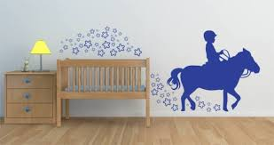 His Pony Love Wall Decal Dezign With A Z