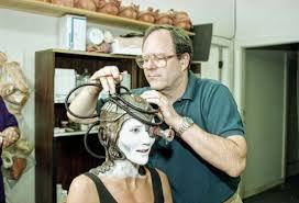 star trek makeup artist