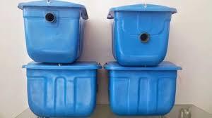 jual grease trap portable you