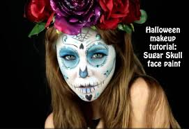 makeup tutorial sugar skull