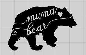 Mama Bear Vinyl Decal Laptop Decal Bear Decal Window Decal Mom Decal By Michellesvarietyshop On Etsy Mama Bear Decal Bear Decal Mama Bear Quotes