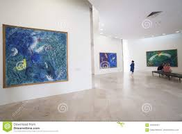 france nice chagall museum editorial