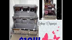 diy makeup organizer storage do