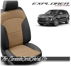 2019 ford explorer custom leather