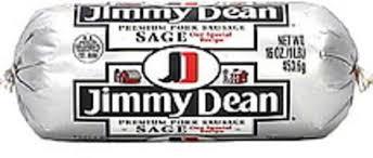 jimmy dean sage premium pork sausage