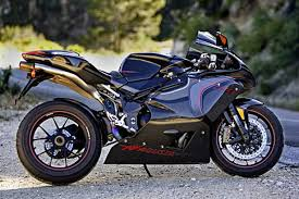At $120,000, the MV Agusta F4CC is a rare breed of sport bike - Los Angeles  Times