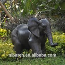 large elephant animal statue
