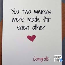 funny bridal shower quotes for cards quotes to shine