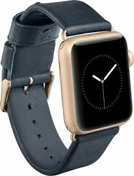 band for apple watch 38mm navy rose