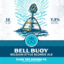 Bell Buoy - Slack Tide Brewing Company - Untappd