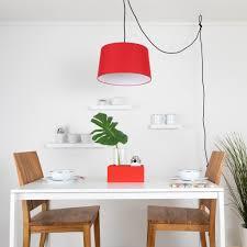 classic plug in pendant light plug in