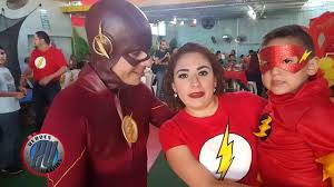 Flash Fiesta De Cumpleanos De Ulises Baruk Youtube