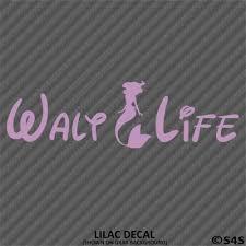 Wandtattoos Wandbilder Choose Color Walt Life Little Mermaid Ariel Disney Car Decal Sticker Fiscleconsultancy Com
