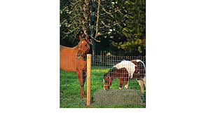 Amazon Com Keystone Steel Wire 60x100 Horse Fence Saw Fences Garden Outdoor