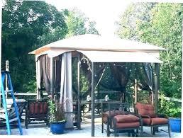 gazebo replacement canopy 10 12