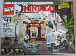 Plastic Pirates: Lego 70607 - Ninjago City Chase - Review