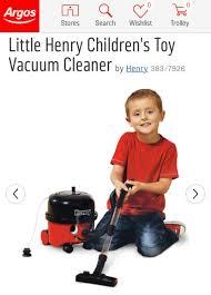 toy vacuum cleaner now 14 99 argos