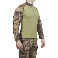 russian army python rock camouflage shirt
