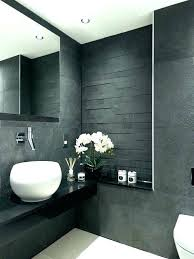 likable modern bathroom ideas gray