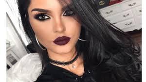 dark eye makeup makeup