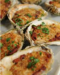 Roasted Oysters | Recipe