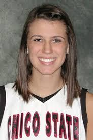 Melissa Richardson - 2008-09 - Women's Basketball - Chico State Athletics