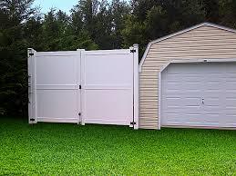 Heavy Duty Stainless Steel Pvc Vinyl Fence Drop Rod And Screws White Gate Locks