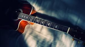 40 acoustic guitar wallpaper high