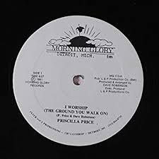 PRISCILLA PRICE - i worship (the ground you walk on) / whisper - Amazon.com  Music