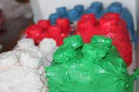 The Spin CycleMartha Stewart Inspired Lego Ice Cream Cake - A Spin ...
