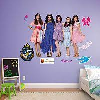 Disney S Descendants Wall Decals By Fathead Disney Descendants Disney Descendants Costume Disney Descendants Party