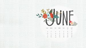 june 2018 hd wallpaper with calendar