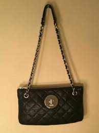 quilted leather shoulder per bag