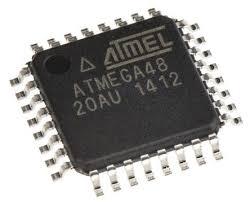 ATMEGA48-20AU | Microchip Technology ATMEGA48-20AU, 8bit AVR  Microcontroller, 20MHz, 4 kB Flash, 32-Pin TQFP | RS Components