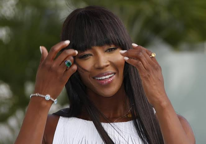 Image result for naomi campbell at empire""