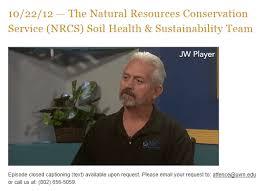Soil Health Nrcs Vermont