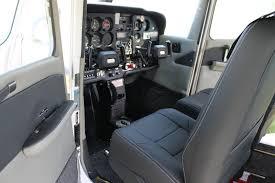 latest cessna interiors aircraft
