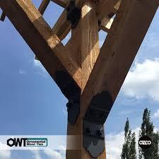 Pergola Post Bracing Using 45 Degree Ties Ornamental Wood Ties Owt Attached To 6x6 Post Post To Beam C Backyard Pavilion Ornamental Wood Garden Yard Ideas
