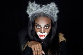 diy grizabella cats broadway makeup