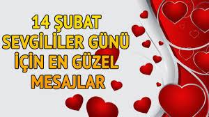 İşte 14 Şubat geleneği Sevgililer Günü mesajlarında en güzel ...