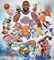 Who S Excited About Space Jam 2 Looney Tunes Wallpaper Lebron James Art Lebron James Wallpapers