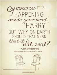 albus dumbledore quote harry potter fotografia fanpop