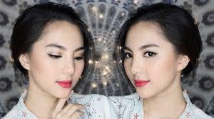tutorial makeup hari kartini 2018