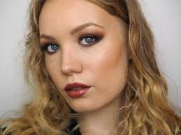 fall makeup tutorial using vice 4