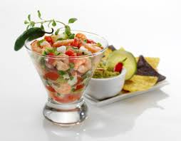 Shrimp and Crab Ceviche