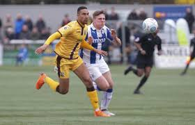 Sutton United 3 Chester FC 2: Battling Blues denied late equaliser by new  National League leaders | The Leader